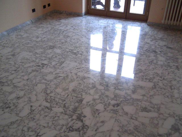 Cristallizzazione marmo